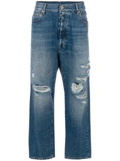 свободны джинсы-бойфренды Unravel Project