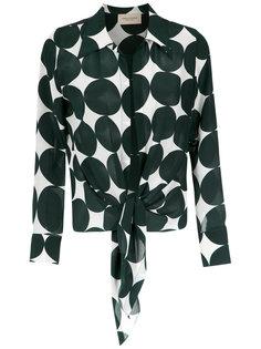 printed silk shirt Adriana Degreas