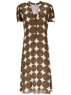 printed midi dress Adriana Degreas