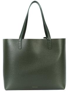 крупная сумка-тоут Mansur Gavriel