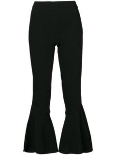укороченные расклешенные брюки Cinq A Sept