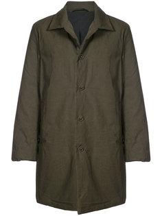 пальто с мятым эффектом Casey Casey