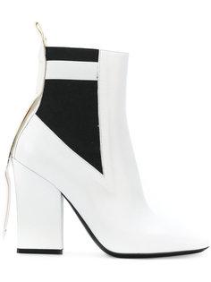 ботинки-слипон MSGM
