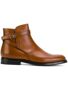 ботинки с ремешком Churchs