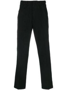 брюки прямого кроя Stella McCartney