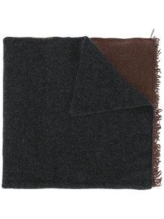 шарф с бахромой по краям Danielapi