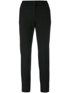 плиссированные брюки Piazza Sempione