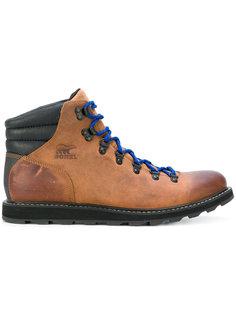 ботинки со шнуровкой Sorel
