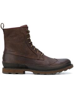 водонепроницаемые ботинки Wingtip Sorel