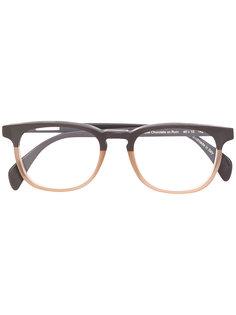 квадратные очки с солнцезащитным слоем Oliver Goldsmith