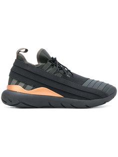 кроссовки на шнуровке Y-3