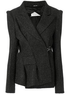 приталенный пиджак Maison Margiela