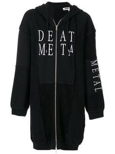 худи Death Metal McQ Alexander McQueen