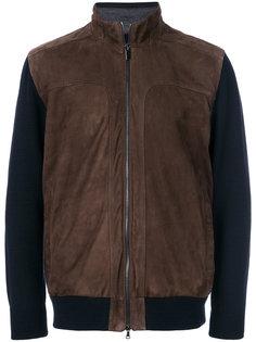 куртка с панельным дизайном Paul & Shark