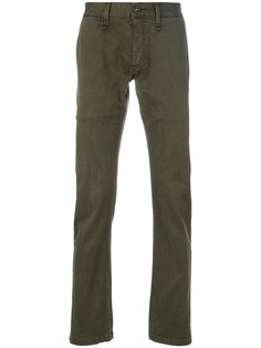 брюки стандартного кроя Denham