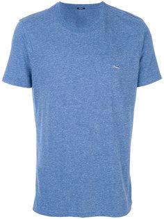 футболка с меланжевым эффектом Denham