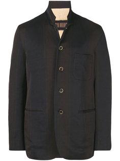 пиджак в полоску Uma Wang