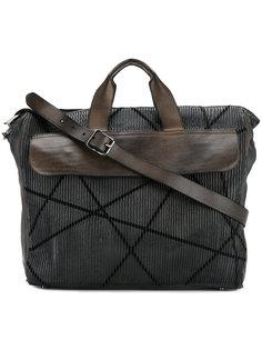 сумка для ноутбука с вышивкой Numero 10