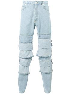 многослойные джинсы Y / Project
