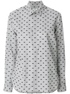 рубашка с принтом  Kenzo
