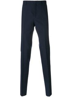 брюки кроя слим Givenchy