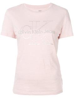 футболка с логотипом  Ck Jeans
