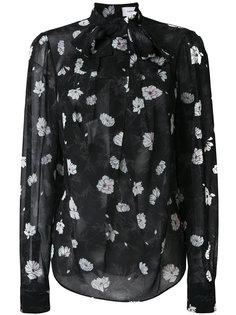рубашка с цветочным принтом  Carven