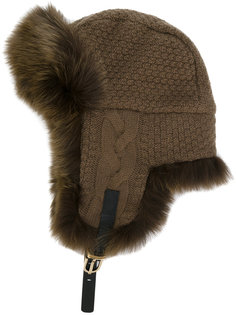 шапка-ушанка Four Renard Yves Salomon