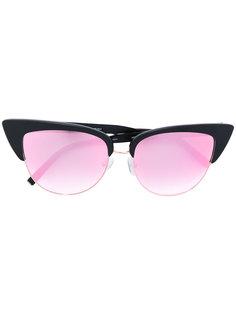 """солнцезащитные очки формы """"кошачий глаз"""" Matthew Williamson"""