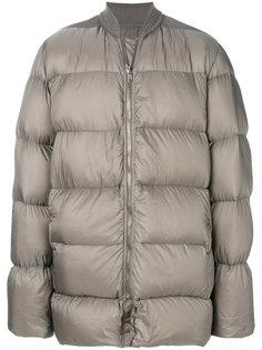 куртка-пуховик с капюшоном Rick Owens