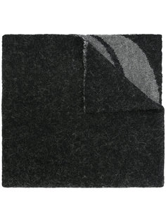 шарф с принтом часов Stephan Schneider