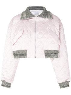 укороченная стеганая куртка Walk Of Shame