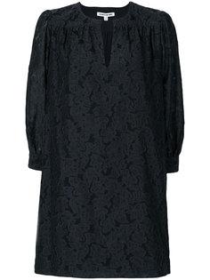 платье с вышивкой  Elizabeth And James