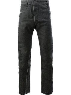 брюки скинни Taichi Murakami