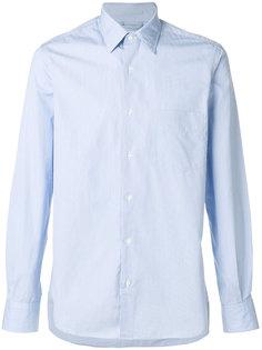 полосатая приталенная рубашка  Aspesi