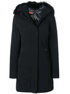 пальто-парка с капюшоном  Rrd