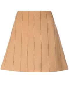 юбка в тонкую полоску Marni