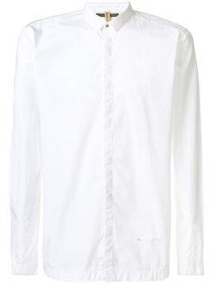 рубашка с потайной застежкой на пуговицах Dnl