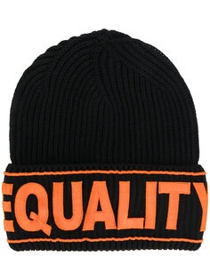 шапка-бини Equality Versace