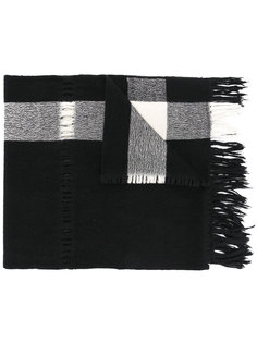 клетчатый шарф Faliero Sarti