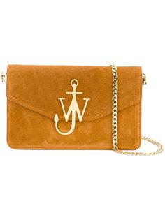 сумка на плечо с логотипом JW Anderson