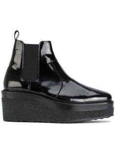 ботинки на платформе Pierre Hardy