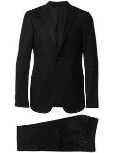 фланелевый костюм Z Zegna