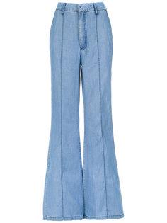 wide leg jeans Tufi Duek