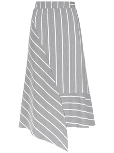 striped midi skirt Tufi Duek