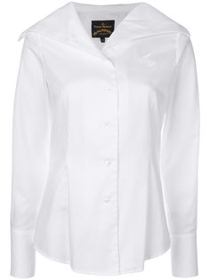 рубашка с широким отложным воротником Vivienne Westwood Anglomania