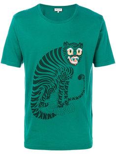 футболка с принтом тигра Paul & Joe