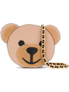 сумка в форме плюшевого медведя Moschino
