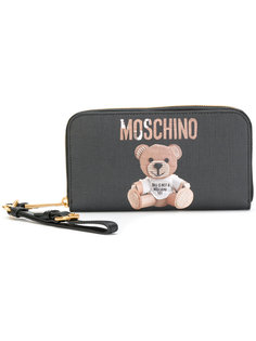 кошелек с медведем Moschino