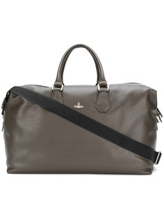 дорожная сумка с заплаткой orb Vivienne Westwood